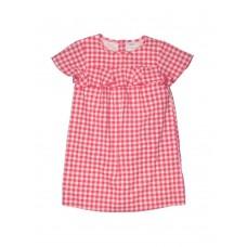 Платье Carter's для девочек (красное в клетку)