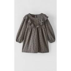 Платье Zara для девочек (в цветок)